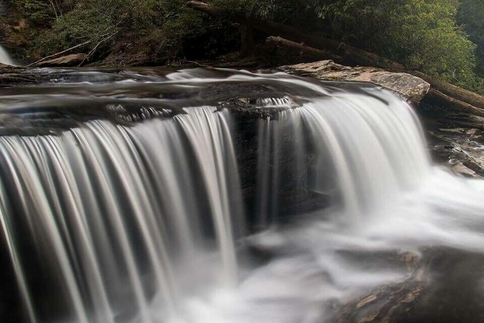 Secret Falls North Carolina