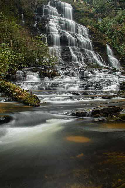 Sids Falls With Creek