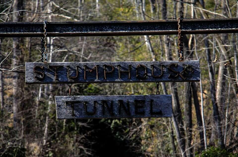 Stumphouse Tunnel Park
