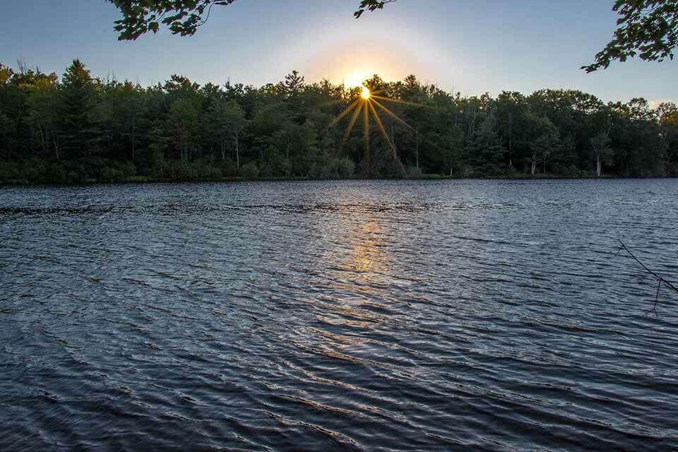 Sunburst Price Lake