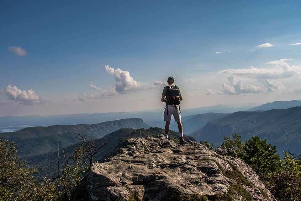 Table Rock Mountain Summit