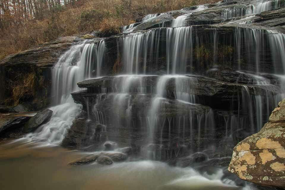 Todd Creek Falls