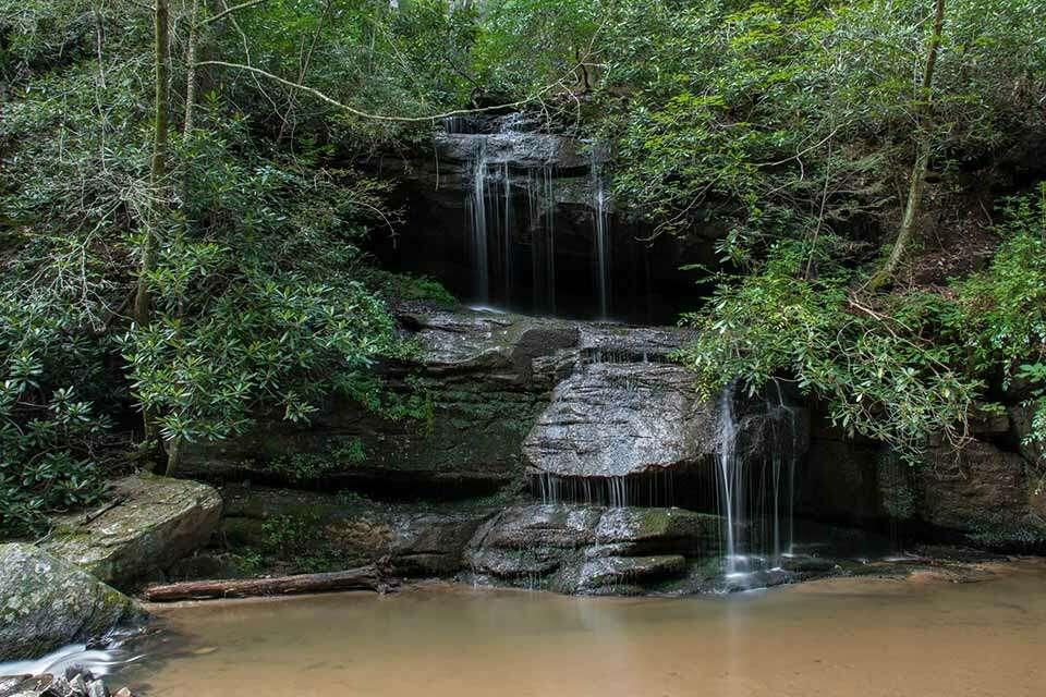 Unnamed Waterfall Big Bradley Falls