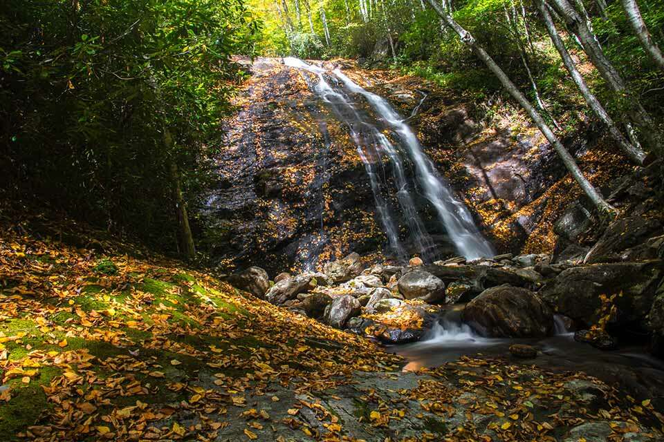 Wash Hollow Falls
