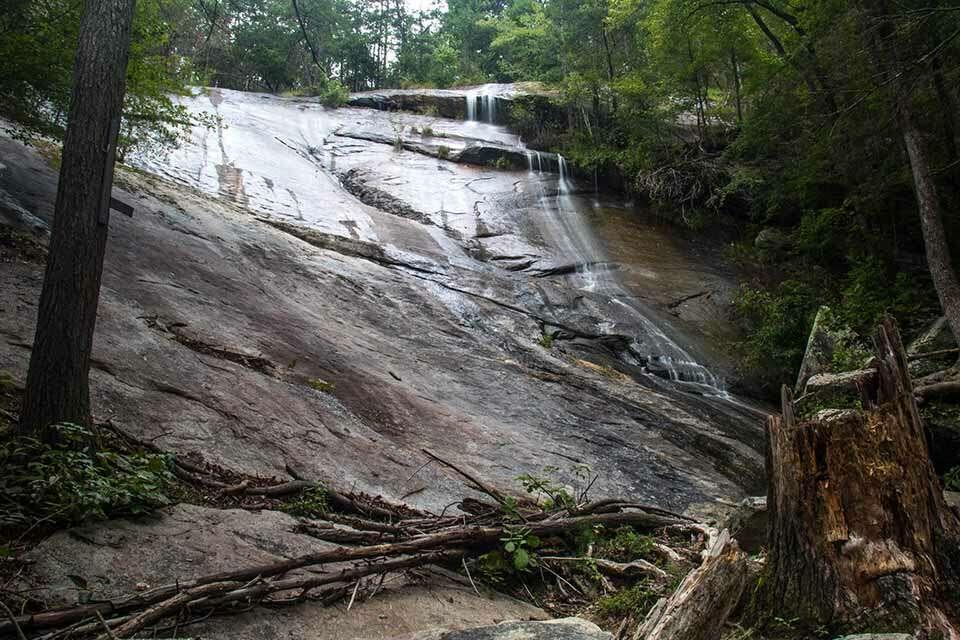 Wildcat Wayside Upper Falls